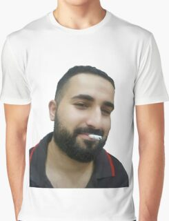 The Kebab Guy Graphic T-Shirt