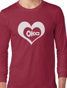 Heart OKC Long Sleeve T-Shirt