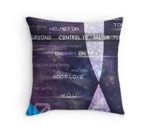 Carolina Crown 2014 OOTW  Throw Pillow