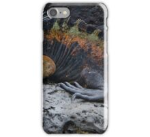 Large Marine Iguana iPhone Case/Skin