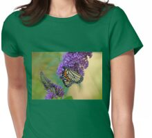 Sipping Nectar Womens Fitted T-Shirt