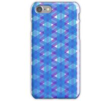 Woven Blue iPhone Case/Skin