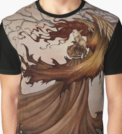 Passage to Autumn Graphic T-Shirt