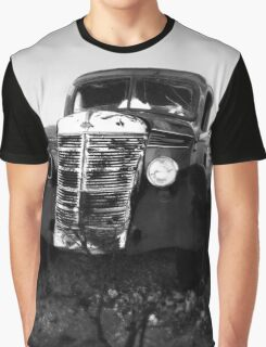 Old Farm Truck in the Desert  Graphic T-Shirt