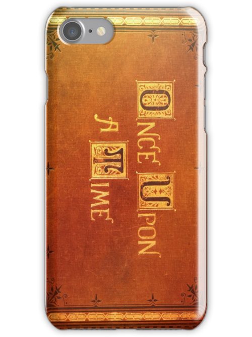 Once Upon A Time - Colorful Book Cover by Equitas
