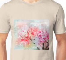 The Passion of Peonies Unisex T-Shirt
