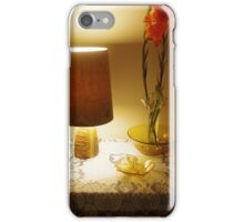Lamp And Lace iPhone Case/Skin