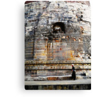 The Pilgrim © Canvas Print