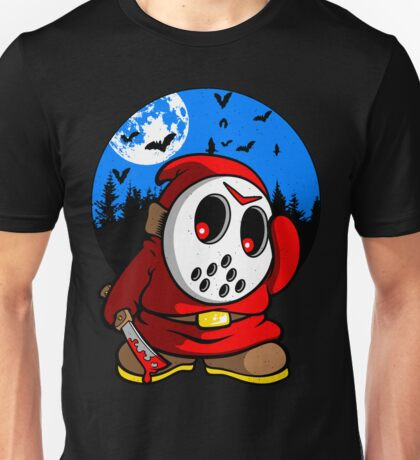 Shy Night at Crystal Lake Unisex T-Shirt