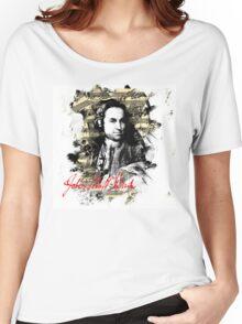 Johann Sebastian Bach Women's Relaxed Fit T-Shirt