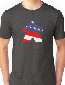 American Meeple Design Unisex T-Shirt