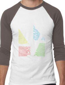New Division Men's Baseball ¾ T-Shirt
