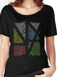 New Division Women's Relaxed Fit T-Shirt