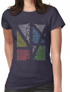 New Division Womens Fitted T-Shirt
