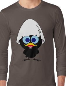Black chicken Long Sleeve T-Shirt