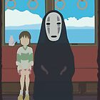 No Face Train by Sailio717