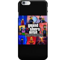 GTA Springfield iPhone Case/Skin