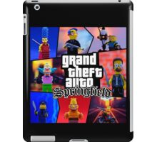 GTA Springfield iPad Case/Skin