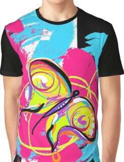 Dare to FLY! [1] Graphic T-Shirt
