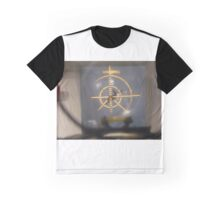 World War II Aircraft Holographic Gunsight Graphic T-Shirt