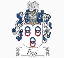 Pazzi Coat of Arms (di Firenze) by coatsofarms