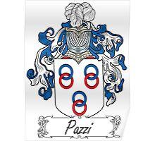 Pazzi Coat of Arms (di Firenze) Poster