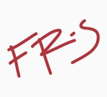 FR-S Fonts  by roccoyou