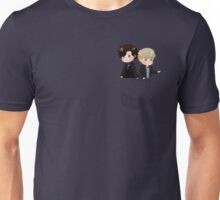Pocket Sherlock Unisex T-Shirt