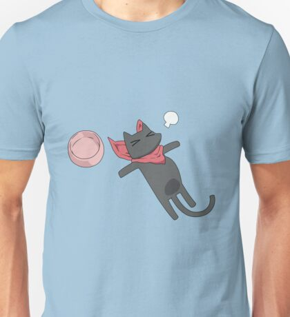 Ate too much... Unisex T-Shirt