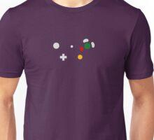 Minimal Game Cube Controller Unisex T-Shirt