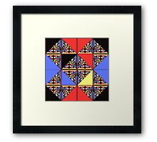 YOU DID THAT ON PURPOSE 23 Framed Print