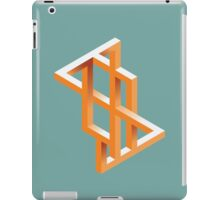 Escher Maze iPad Case/Skin