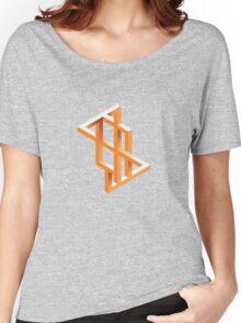 Escher Maze Women's Relaxed Fit T-Shirt