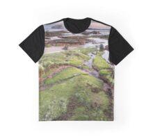 Seacliff Morning Graphic T-Shirt