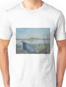 The Blue Boat Unisex T-Shirt