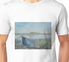 The Blue Boat Unisex T-Shirt