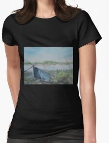 The Blue Boat Womens Fitted T-Shirt