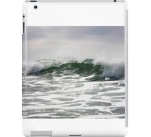 Atlantic Ocean Wave iPad Case/Skin