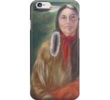 Algonquin Indian iPhone Case/Skin