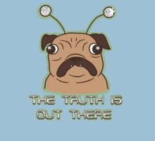 The Pug Files- fawn fur Kids Clothes