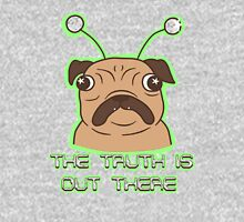 The Pug Files- fawn fur Unisex T-Shirt