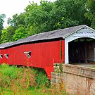 West Union Bridge  by Grinch/R. Pross