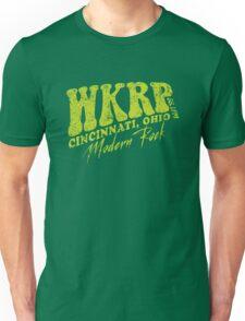 WKRP in Cincinnati Unisex T-Shirt