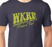 WKRP in Cincinnati Unisex T-Shirt