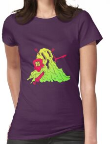 Ooze Armour Key Holder Womens Fitted T-Shirt