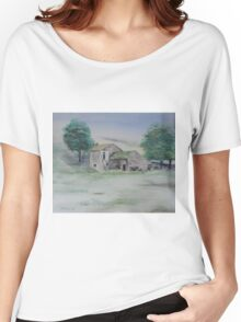 The Abandoned House Women's Relaxed Fit T-Shirt
