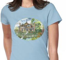 The House on Spring Lane Womens Fitted T-Shirt