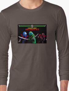 Leonardo Wins Long Sleeve T-Shirt