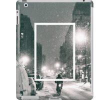 The 1975 Night Time Rectangle iPad Case/Skin
