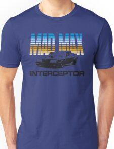 MAD MAX - INTERCEPTOR (MIRROR) Unisex T-Shirt